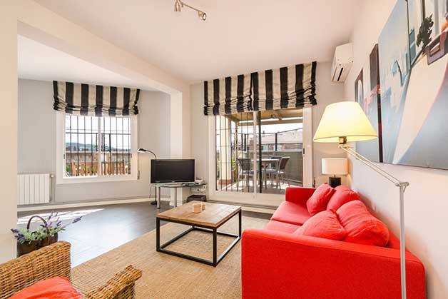 alquilar un apartamento en el eixample