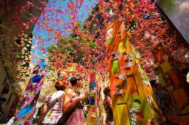festa gracia días festivos 15 de agosto