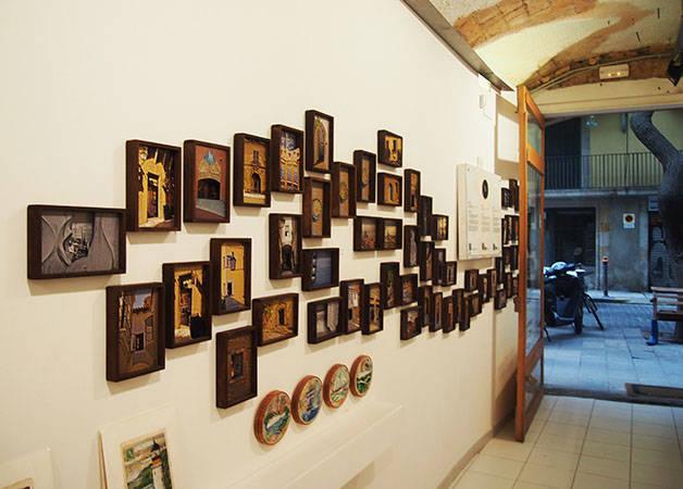 galería maxó pared