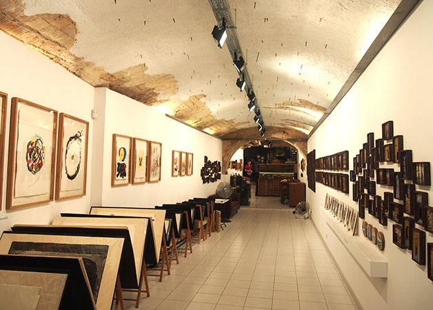 galería maxó interior