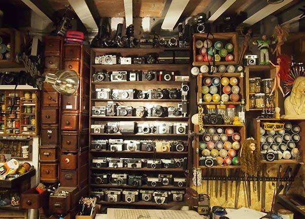galería maxó cámaras de fotos