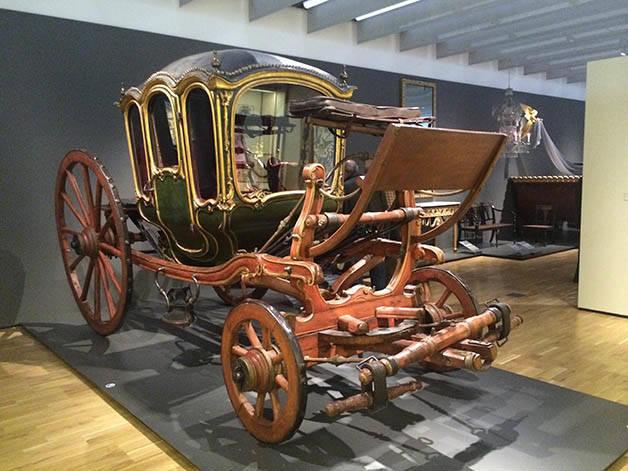 carroza museo del diseño