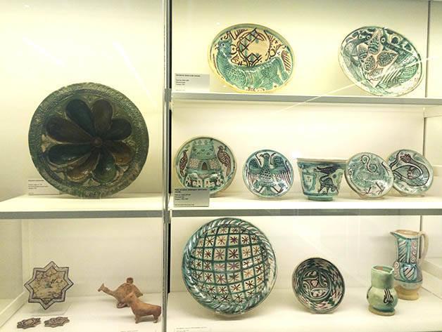 museo del diseño cerámica