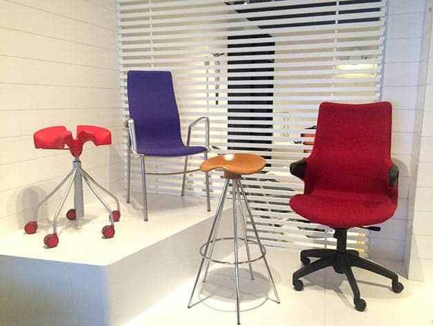 museo del diseño: asientos