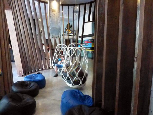 generator vestíbulo del hotel de diseño