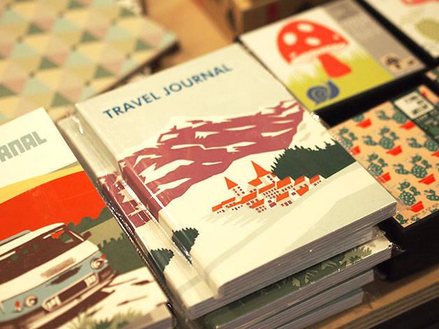 grey street cuadernos de viaje