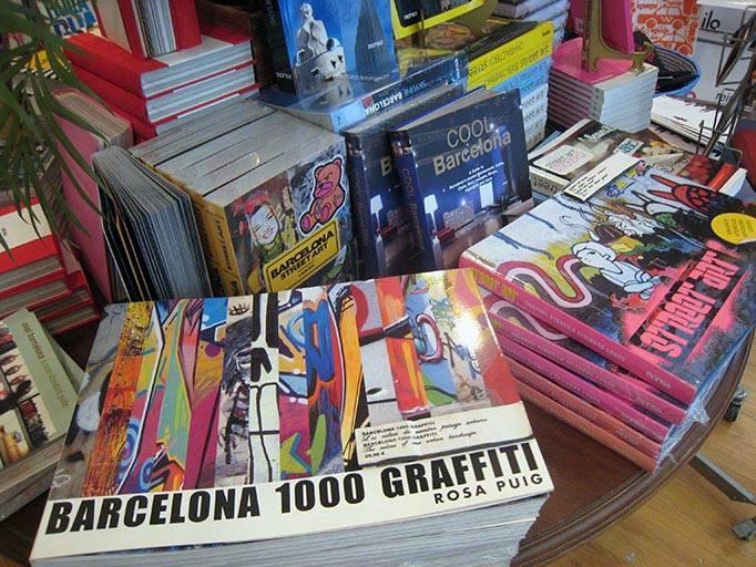 libros graffitis wawas regalos
