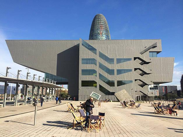 mhub museo del diseño barcelona