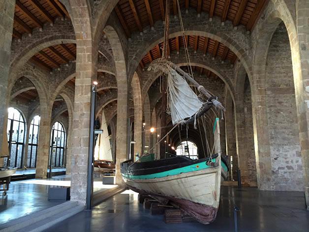 barco museo marítimo