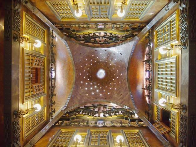 palau güell arquitectura en Barcelona