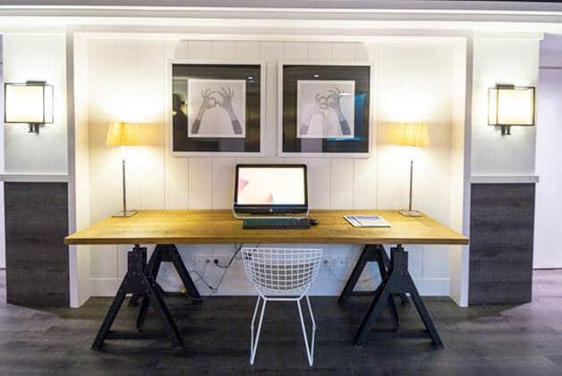 hotel Paral·lel escritorio
