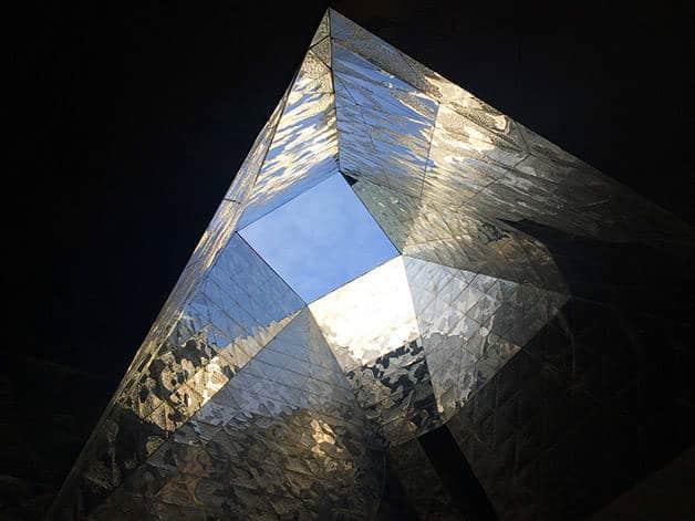 museu blau museo de ciencias naturales arquitectura