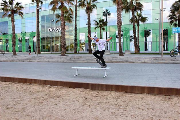deporte skate Barcelona