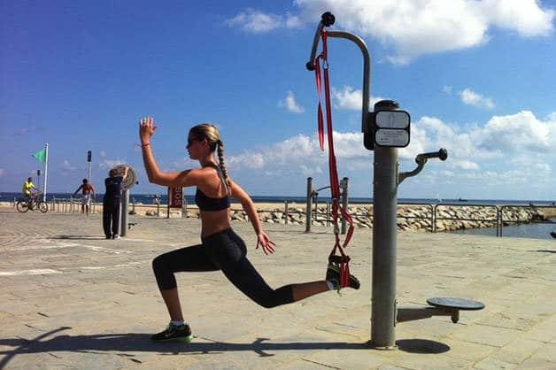 deporte playa Barcelona
