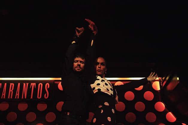 tarantos espectáculo de flamenco