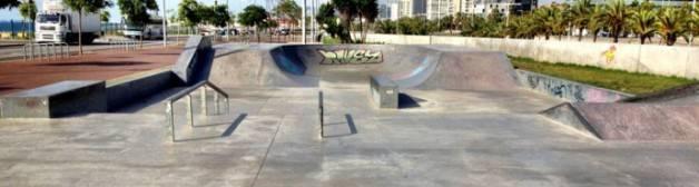 skateboard en Barcelona Maresme