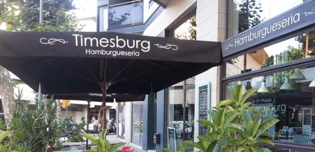 hamburguesas Timesburg Barcelona