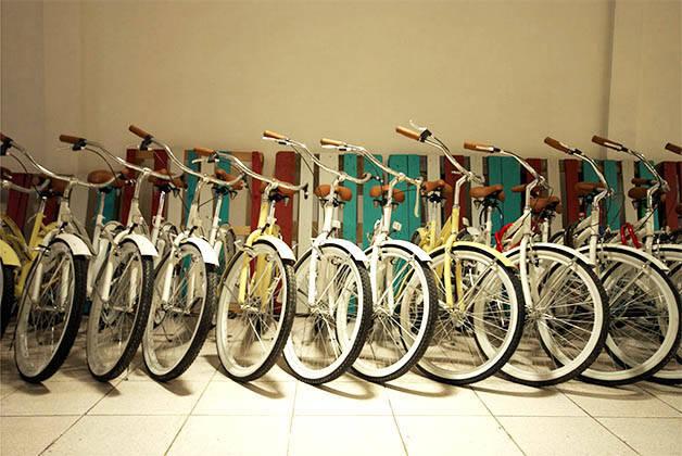 bed & bike bicicletas