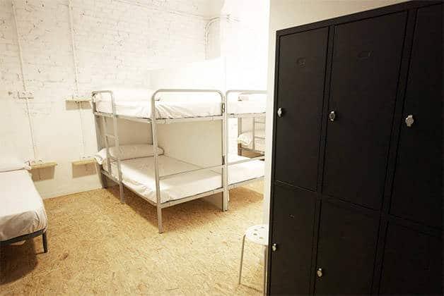 dormitorio colectivo Bed & Bike