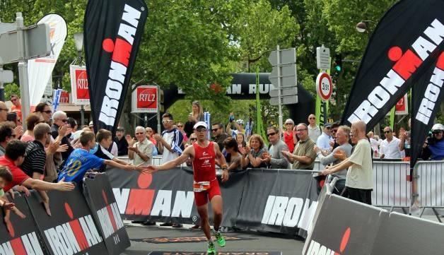 carreras en Barcelona Ironman