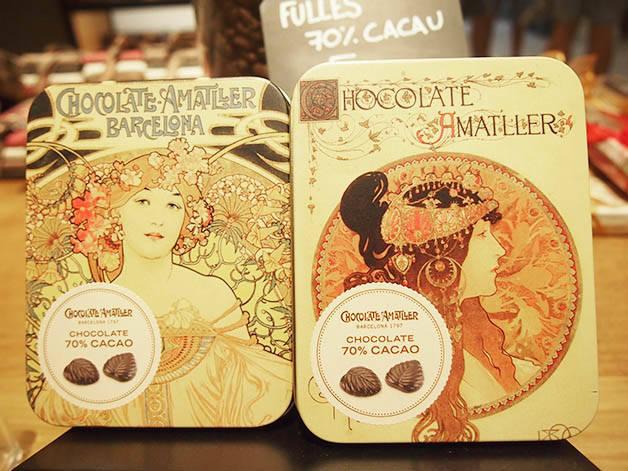 Casa Amatller chocolate
