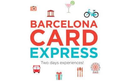 barcelona card express