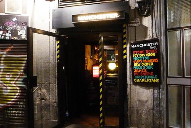 bares de rock manchester
