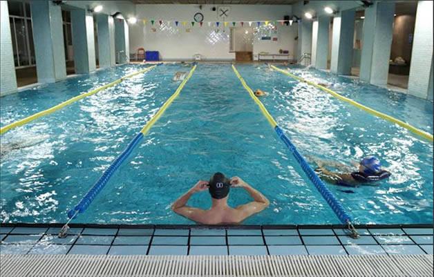 piscina BCN sport hostel