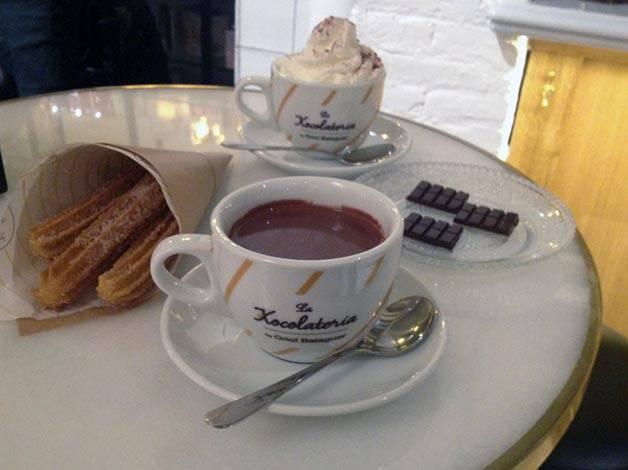 chocolate febrero estancia