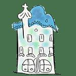 dibujo casa batlló