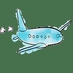 dibujo avion