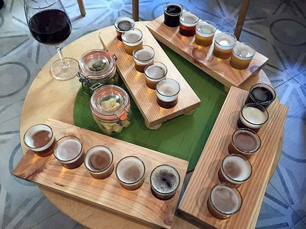 the-growler juegos degustación de cerveza