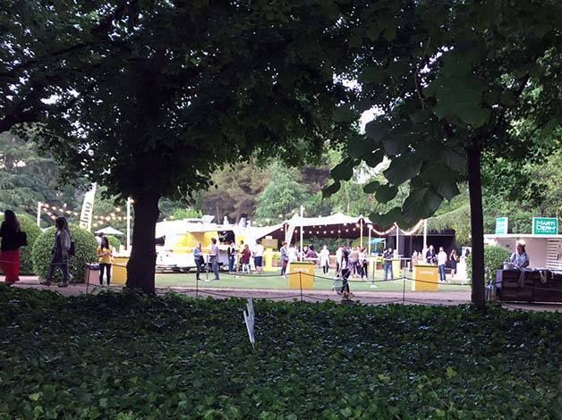festivla de pedralbes le parc