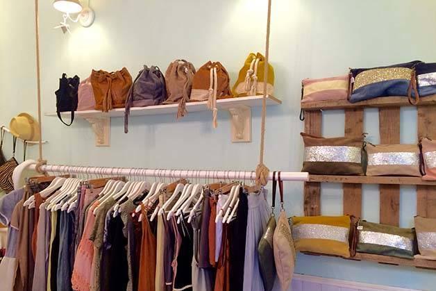 Claudine interior tienda