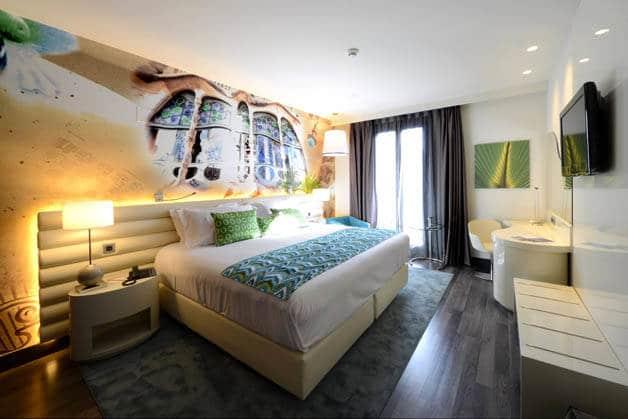 Hotel Indigo habitación