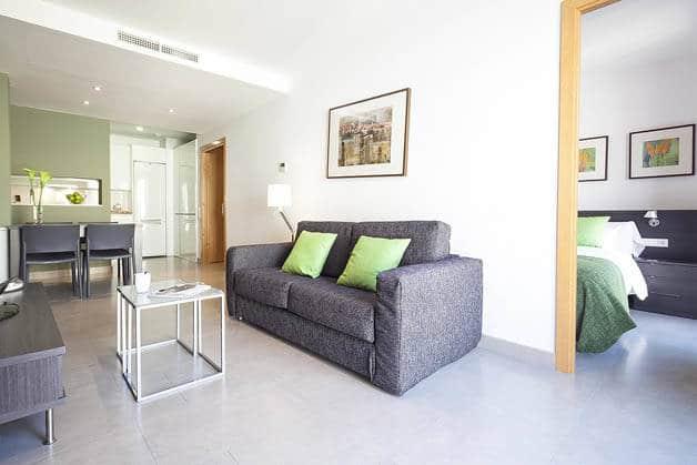 apartamentos Bonavista Barcelona
