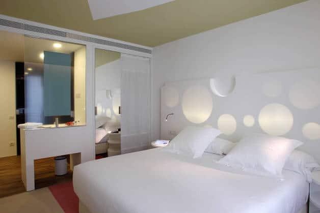 Room-Mate Pau habitación