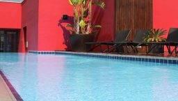 piscina Hotel Barcelona Catedral