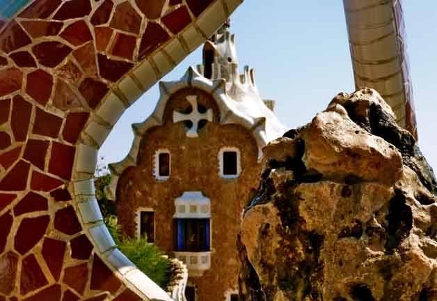 Visitar Barcelona: la casa del Parc Güell