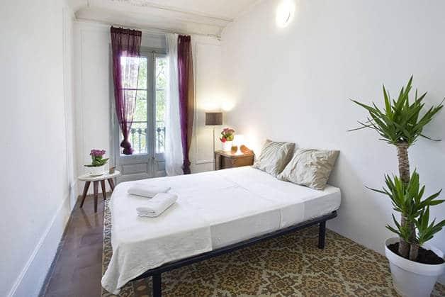 habitación albergue Primavera