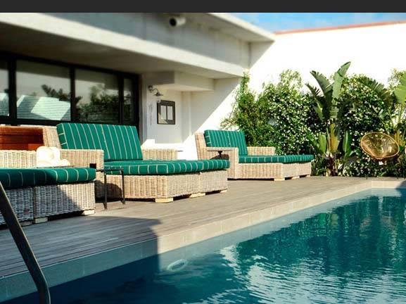 hotel Ofelias piscina