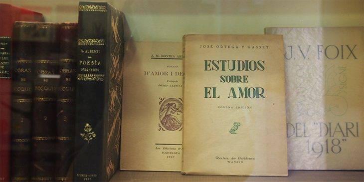 libros librerías Barcelona