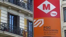 Barcelona Card cartel metro