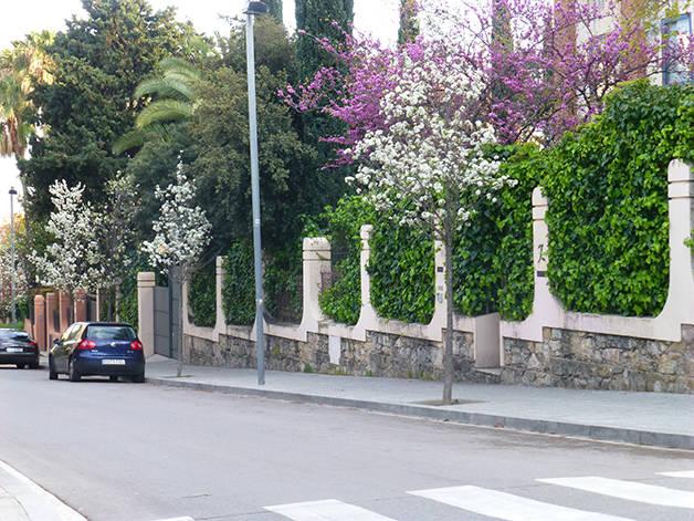 aparcar gratis en Barcelona