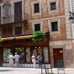 Gótico plaça del Pi