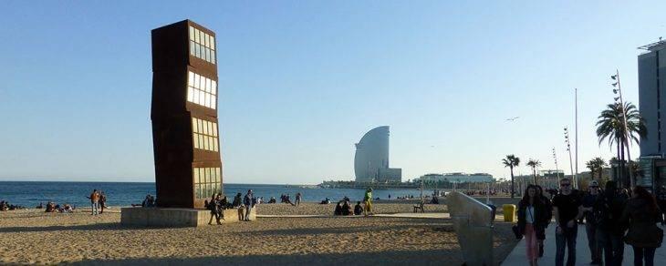Barceloneta hotel W