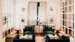 hotel pulitzer salón