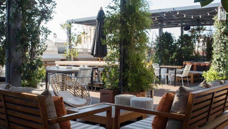 hotel pulitzer terraza