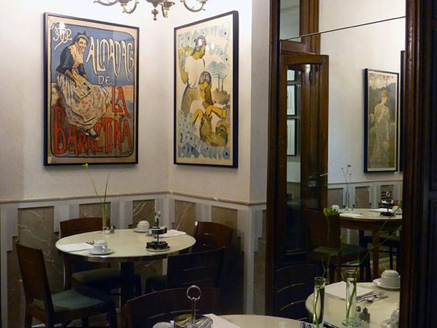 comedor hotel Astoria