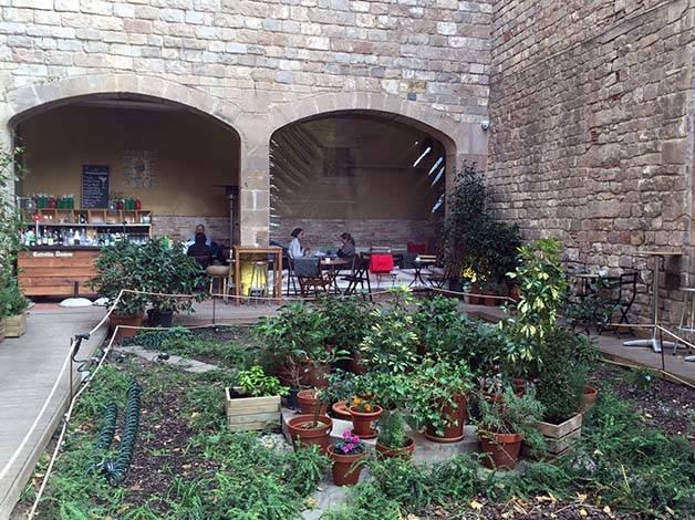 terrazas secretas jardí